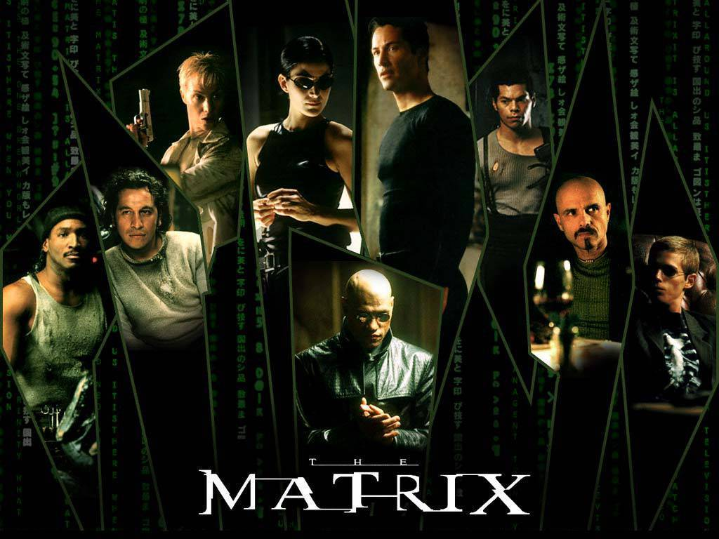 the matrix The matrix - neo (keanu reeves) believes that morpheus (laurence fishburne), an elusive figure considered to be the most dangerous man alive, can answer.