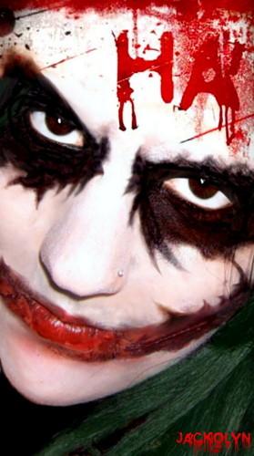 Me as a Joker poster!