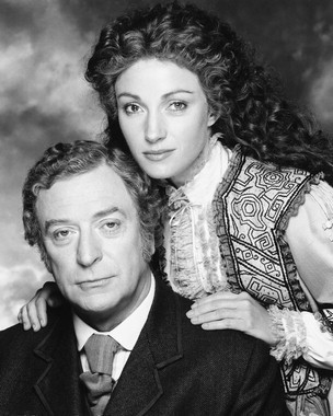 Michael Caine and Jane Seymour in Jack the Ripper