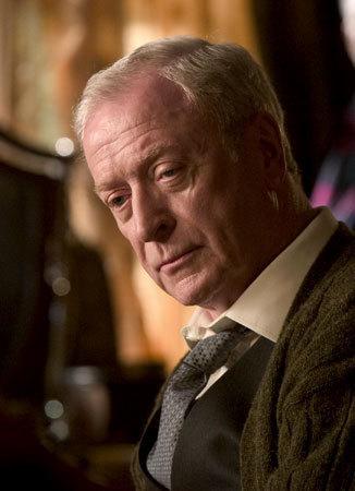 Michael as Alfred in ব্যাটম্যান