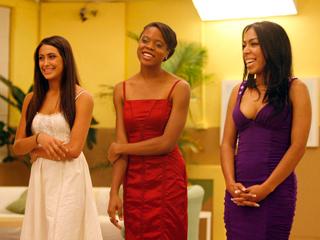 Michelle, Kiana, and Gisbelle