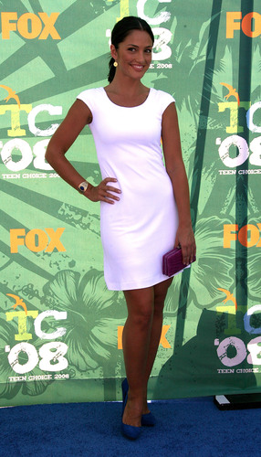 Minka at the TCA's