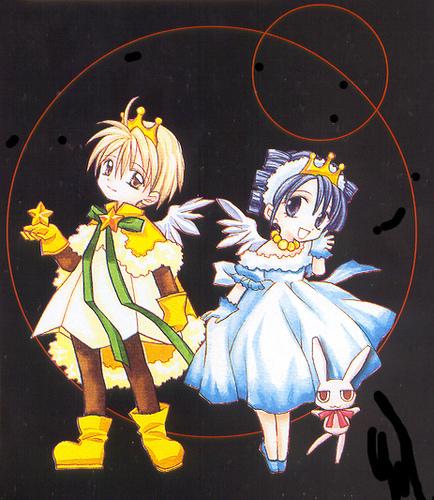 Mitsuki and Eichi