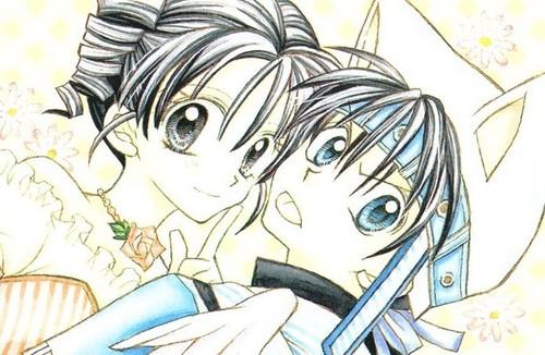 Mitsuki and Takuto