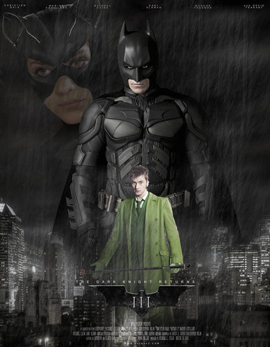 مزید Possible BATMAN 3 Posters