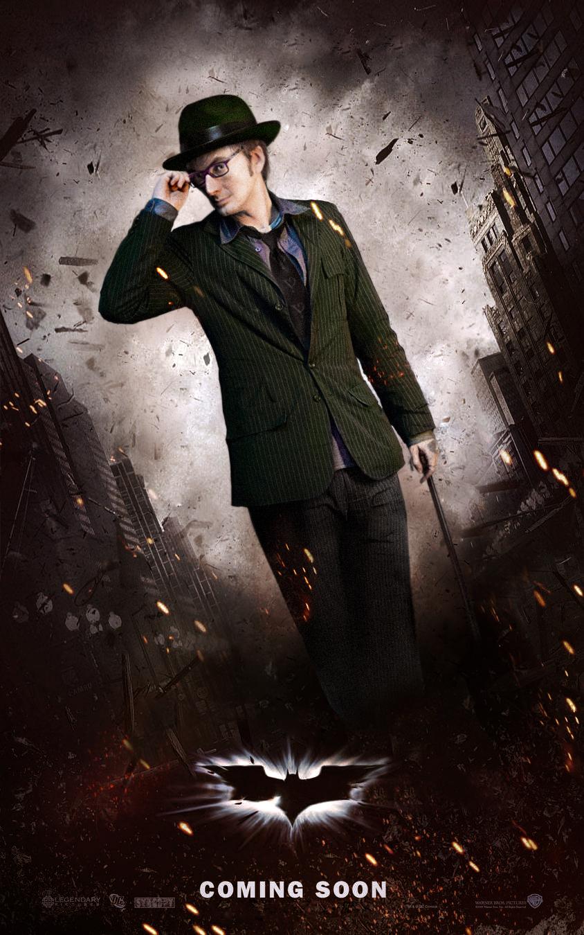 More Possible BATMAN 3 Posters
