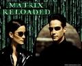 the-matrix - Neo and Trinity wallpaper