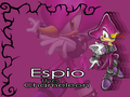 Ninja boy - espio-the-chameleon wallpaper