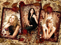 OTH - one-tree-hill-girls wallpaper