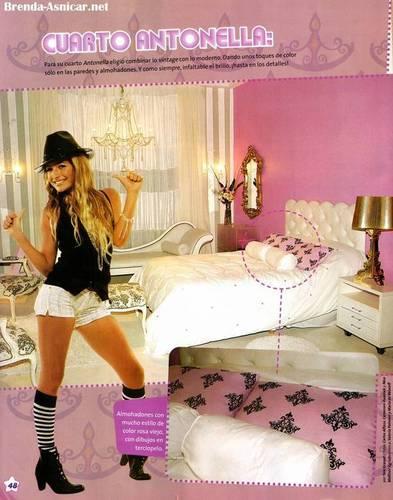 Old Patito Feo magazine with Brenda