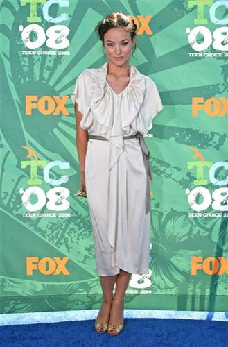 Olivia Wilde @ Teen Choice Awards
