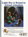 Original LightBoy Ad