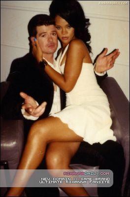Rihanna & Robin