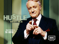 Robert Vaughn  - hustle photo