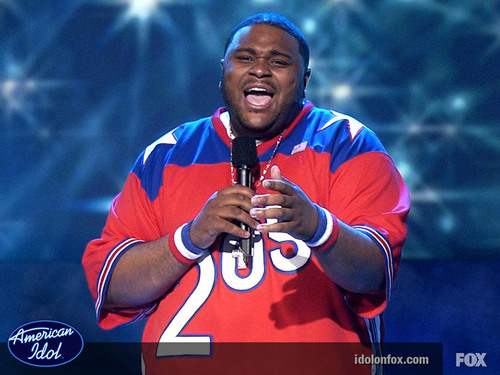 American Idol wallpaper titled Ruben Studdard
