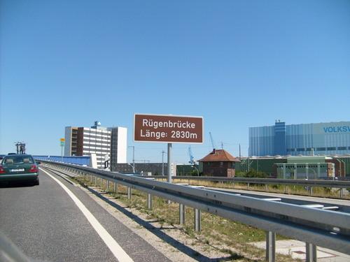 Rugenbrucke - Germany