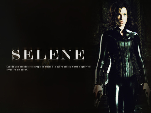 underworls wallpaper with a hip boot, a surcoat, and an outerwear titled Selene