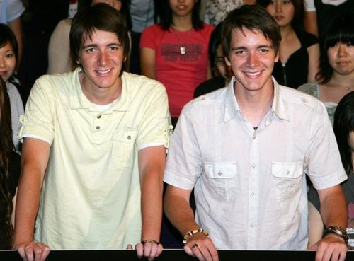 Sexy Phelps Twins !! - fred-and-george-weasley Photo