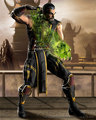 Shang Tsung - mortal-kombat photo