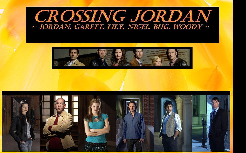 Simple and Yet the best - crossing-jordan fan art