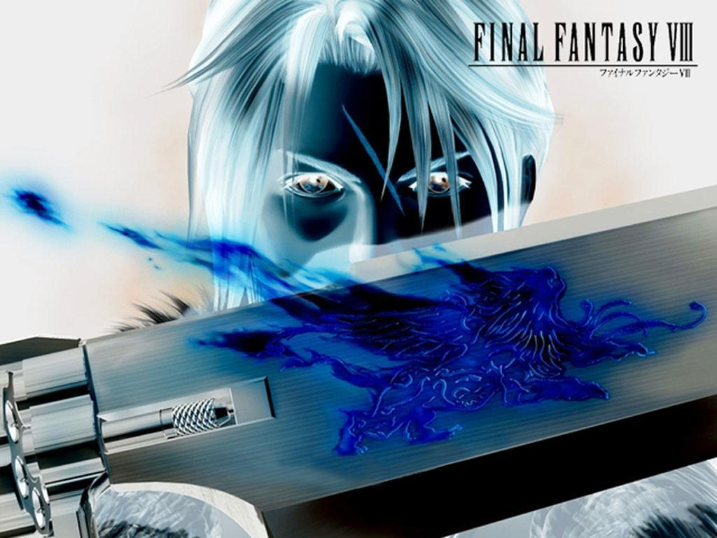 Squall - Squall Wallpaper (1907428) - Fanpop Final Fantasy Rinoa And Squall