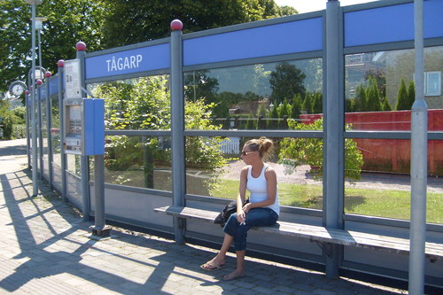 Tågarp Sweden - public-transport Photo