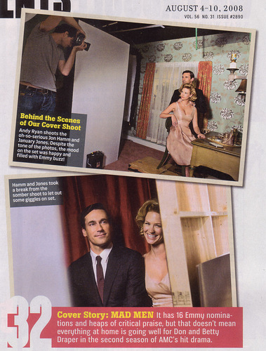TV Guide Spread