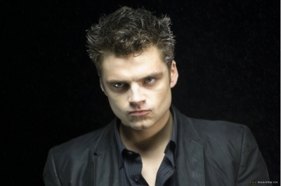 the covenant production stills sebastian stan photo