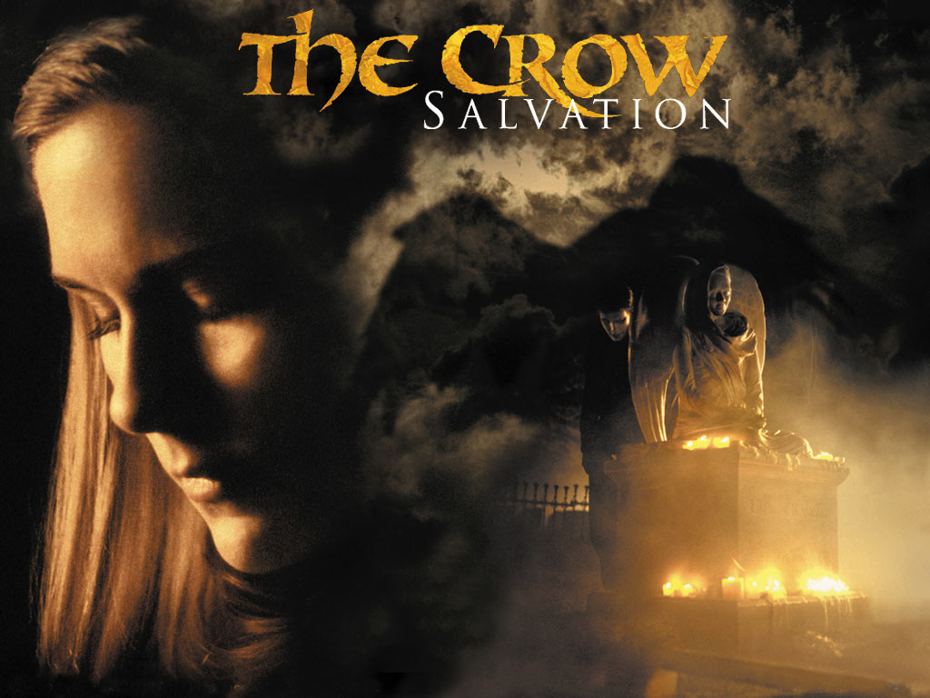 The crow salvation the crow wallpaper 1997358 fanpop - The crow wallpaper ...