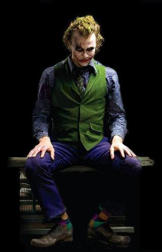 The Joker=Badass