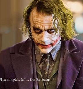 The Joker=Badass