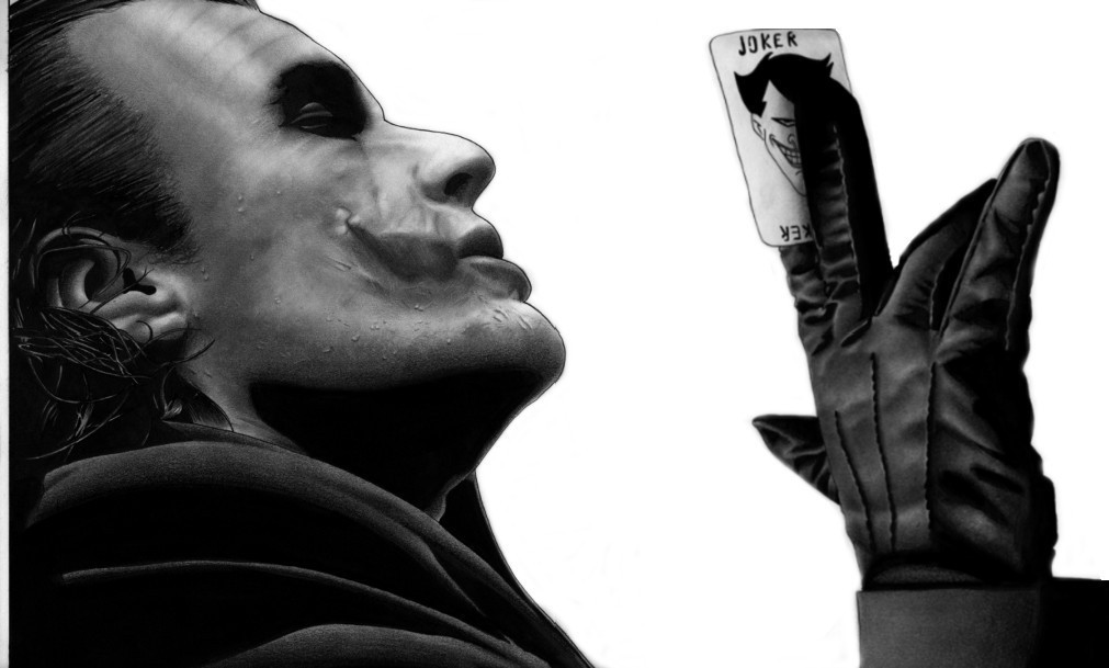 The Joker Images The Joker Hd Wallpaper And Background Photos 1968564