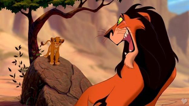 the lion king symbolics