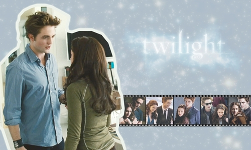 Twilight wallpaper (Widescreen)