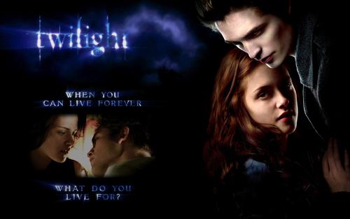 Twilight 壁紙 (Widescreen)