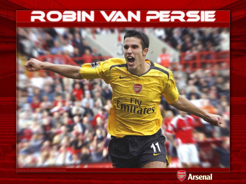 Robin Van Persie 2014