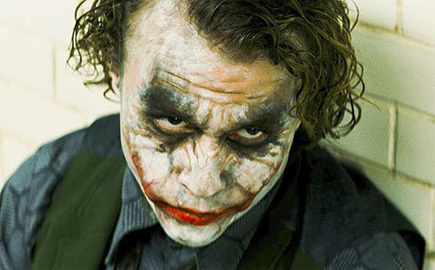 The Joker kertas dinding titled Why So Serious????