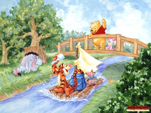 Winnie the Pooh images Winnie-the-Pooh & Friends HD wallpaper and background photos