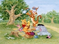 Winnie-the-Pooh &amp; Friends - winnie-the-pooh wallpaper