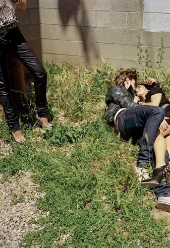 Zanessa Elle Magazine Photoshoot