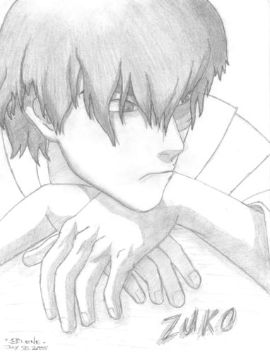 Zuko Drawing