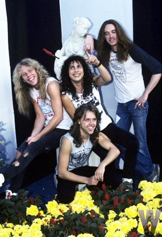 boyish fun! - metallica Photo