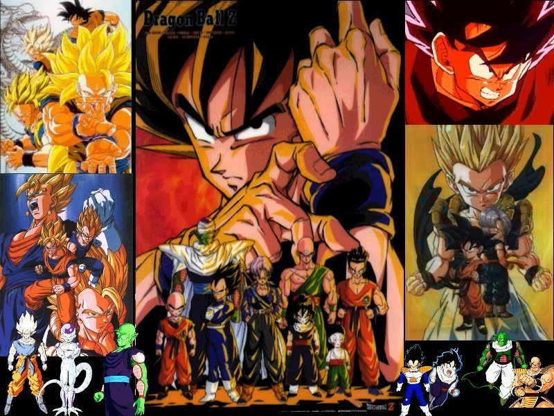 wallpapers of dragon ball z gt. dragonball gt wallpapers.