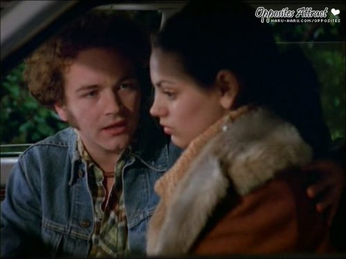 Jackie & Hyde Обои possibly containing a улица, уличный and a мех пальто titled jackie+hyde
