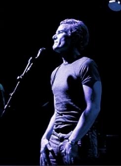 james performing 2003