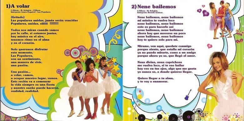 new Patito Feo CD