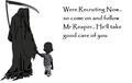 the grim reaper again