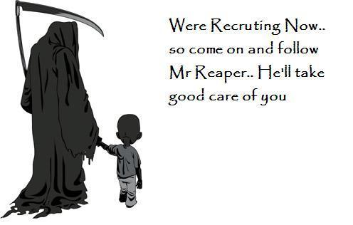 the grim reaper again - the-grim-reaper Photo