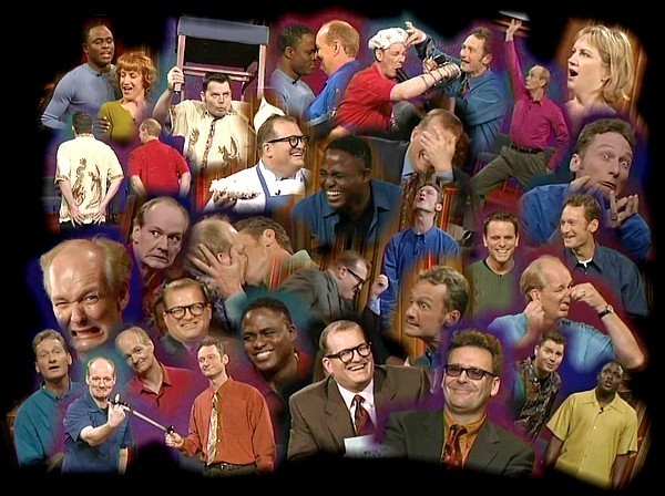 Whose Wall Is It Anyway >> Whose Line is it Anyway images the whole crew wallpaper and background photos (1916587)