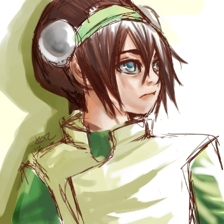 toph drawing